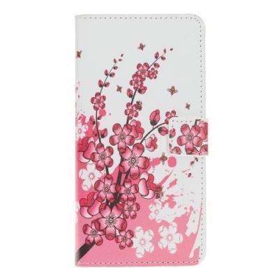 Plånboksfodral för Samsung Galaxy A40 - Plommonträd