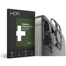 HofiHOFI Metal Styling Kamera Lens iPhone 12 Pro Svart