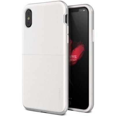 Verus High Pro Shield Skal till Apple iPhone X (Vit - Silver) 3b72d1071de87