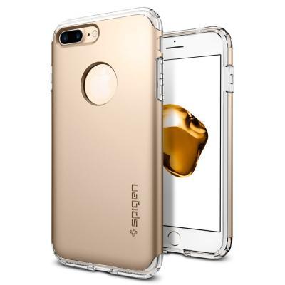 Spigen Hybrid Armor Skal till iPhone 7 Plus - Gold billigt online ... 671175eb8a552