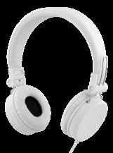STREETZSTREETZ hörlurar med mikrofon, hopfällbar, 3,5 mm anslutning
