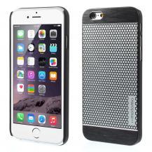 MotomoBaksideSkal till Apple iPhone 6 / 6S - Svart