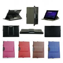 A-One BrandStand Väska till Asus Padfone Infinity 10.1 (Magenta)