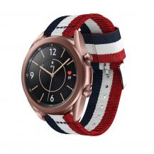 Tech-ProtectTech-Protect Welling Samsung Galaxy Watch 3 (45mm) - Navy/Red