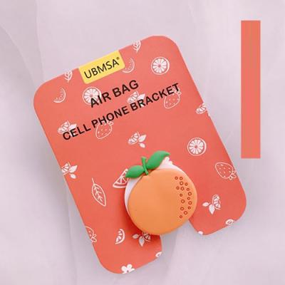 Frukt POP Mobilhållare - Apelsin