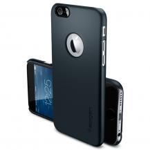 SpigenSPIGEN Ultra Thin Fit A Skal till Apple iPhone 6(S) Plus (Metal Slate)