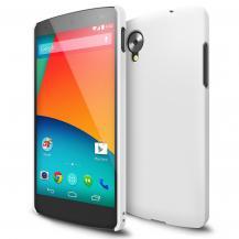 RearthRingke Premium Slim Skal till LG LG Nexus 5 (Vit)