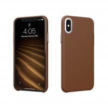 HitcaseHitcase Ferra Leather för iPhone XS Max