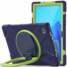Tech-ProtectX Armor Skal Galaxy Tab A7 10.4 - Navy Lime
