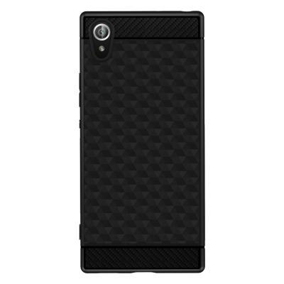 Gel MobilSkal till Sony Xperia XA1 - Svart