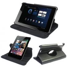 A-One BrandRotating Stand fodral till Asus Google Nexus 7 (Svart)