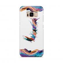 TheMobileStore Slim CasesDesigner Skal till Samsung Galaxy S8 - Pat1150