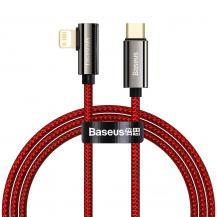 BASEUSBaseus Lightning Kabel USB Type-C 20W 1m - Röd