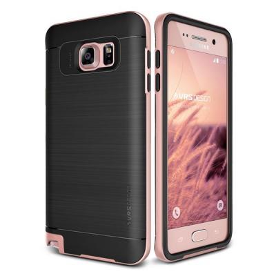 Verus High Pro Shield Skal till Samsung Galaxy Note 5 - Rose Gold