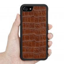 CoveredGearCoveredGear Croco skal till iPhone 6/7/8/SE 2020 - Brun