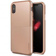 VERUSVerus High Pro Shield Skal till Apple iPhone XS / X - Blush Gold