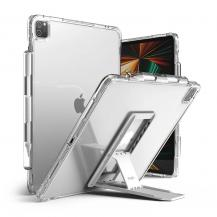 RingkeRingke Fusion Hård Skal iPad Pro 12.9'' 2021 Foldable Stand - Transparent