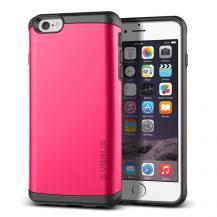 VERUSVerus Damda Veil skal med spegel till Apple iPhone 6(S) Plus (Magenta)