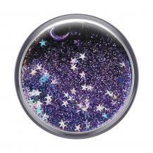 PopSocketsPOPSOCKETS Tidepool Galaxy Purple Avtagbart Grip
