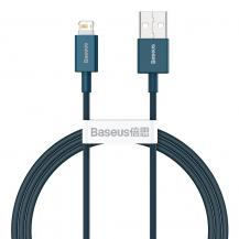 BASEUSBaseus Superior Lightning USB Kabel 1 m - Blå