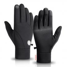 A-One BrandYan Vattentäta touchvantar/handskar - Large - Svart