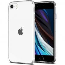 SpigenSPIGEN Liquid Crystal iPhone 7/8/SE 2020 Crystal Clear