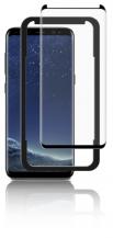 SiGNSiGN 3D Skärmskydd i Härdat Glas för Samsung Galaxy S8 Plus Inkl. Monteringsram