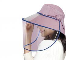 Skyddsvisir, Visir, Ansiktsskydd till Keps/Hatt