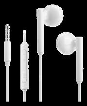 HuaweiHuawei - Half In-Ear Stereo Earphones 3.5 mm - Vit