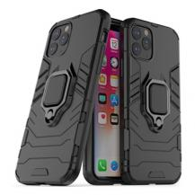 A-One BrandHybrid Ring Mobilskal till iPhone 11 Pro Max - Svart