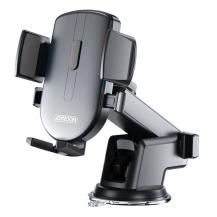 JoyroomJoyroom car mount phone holder adjustable arm dashboard Svart