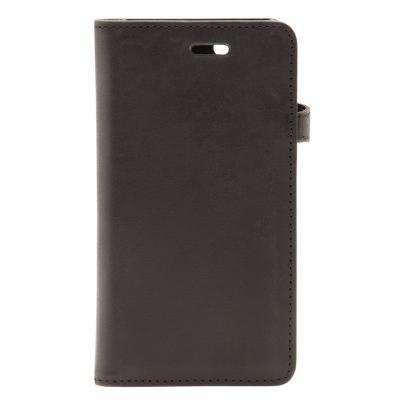 GEAR Buffalo äkta läder Plånboksfodral iPhone 7/8 Plus - Svart