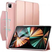 ESREsr - Ascend Trifold iPad Pro 12.9 2021 - Rose Gold