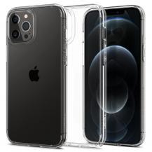 SpigenSPIGEN Ultra Hybrid Skal iPhone 12 Pro Max - Crystal Clear