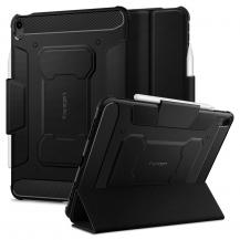 "SpigenSpigen Rugged Armor ""Pro"" Fodral iPad Air 4 2020 Svart"