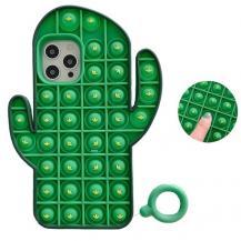 Fidget ToysKaktus Pop it Fidget Skal till iPhone 11