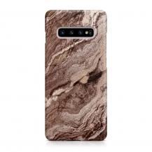 TheMobileStore Slim CasesDesigner Skal till Samsung Galaxy S10 - Pat2094