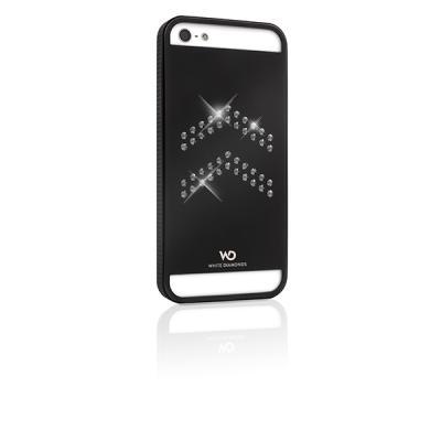 WHITE-DIAMONDS Metal Svart Apple iPhone 5/5S/SEAviator