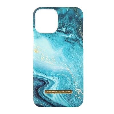Onsala Collection Mobilskal iPhone 11 Pro - Soft Blue Sea Marble