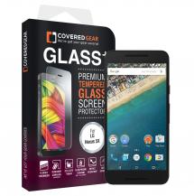 CoveredGearCoveredGear härdat glas skärmskydd till LG Nexus 5X