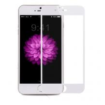 CoveredGearCoveredGear skärmskydd - iPhone 6/6S Plus Vit - Täcker hela skärmen