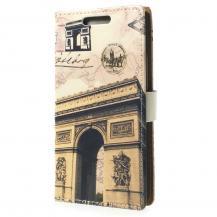 OEMPlånboksfodral till HTC One M8 (2014) - Triumphal Arch