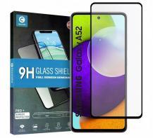 MocoloMocolo - TG + Fullim Härdat Glas Galaxy A52 5g - Svart