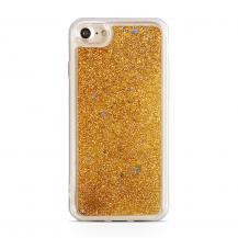 CoveredGearGlitter Skal till Apple iPhone 7/8/SE 2020 - Guld