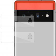 A-One Brand[2-Pack] Imak Härdat Glas Linsskydd till Google Pixel 6 Pro