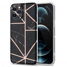 Boom of SwedenBoom of Sweden Grid skal iPhone 12 Pro Max - Svart Marmor
