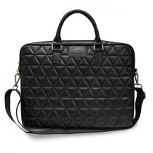 """GuessGuess Datorfodral 15 """" Quilted - Svart"""