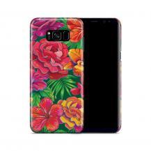 Skal till Samsung Galaxy S8 Plus - Retro Roses