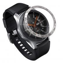 RingkeRINGKE Bezel Styling Galaxy Watch 46Mm Rostfritt Silver