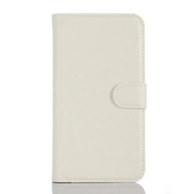 Lychee Plånboksfodral till OnePlus X - Vit